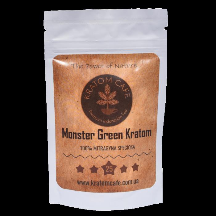 Зеленый Монстер (Monster Green Kratom)